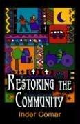 Restoring the Community door Inder Comar