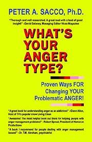 WHAT'S YOUR ANGER TYPE? door Peter PhD,…