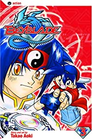 Beyblade, Vol. 3 par Takao Aoki