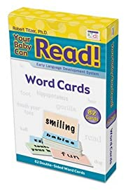 Word Cards: Early Language Development…