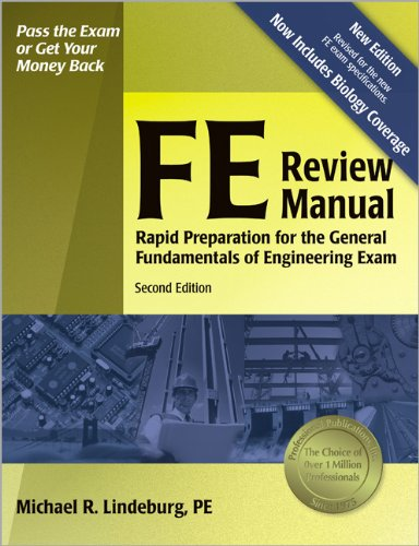 Fundamentals Of Engineering Exam Pdf