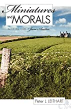 Miniatures and Morals: The Christian Novels…