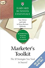 Marketer's Toolkit: The 10 Strategies…