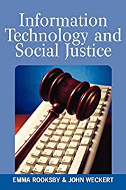 Information Technology and Social Justice de…