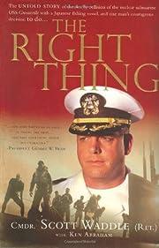 The Right Thing av Scott Waddle
