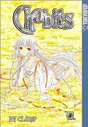 Chobits Vol. 4 de Clamp