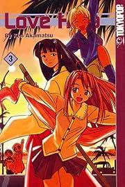 Love Hina, Volume 3 por Ken Akamatsu