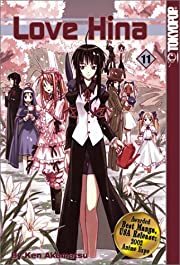Love Hina Volume 11 af Ken Akamatsu