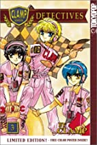 Clamp School Detectives, Volume 3 by CLAMP