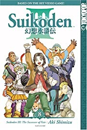 Suikoden III Volume 8 (v. 8) de Aki Shimizu
