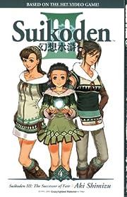 Suikoden III Volume 4 av Aki Shimizu