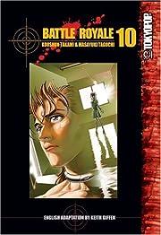 Battle Royale Vol. 10 – tekijä: Koushun…