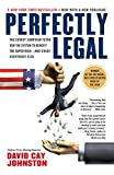 Perfectly Legal (Book) written by David Cay Johnston