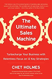The Ultimate Sales Machine: Turbocharge Your…