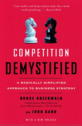 PDF] Competition Demystified: A Radically Simplified Approach to