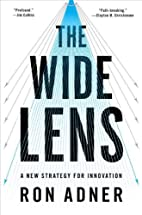 The Wide Lens: A New Strategy for Innovation…