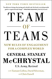Team of Teams: New Rules of Engagement for a…