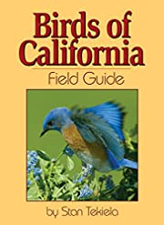 Birds of California Field Guide (Bird…