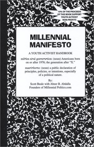 Millennial Manifesto, Beale, Scott