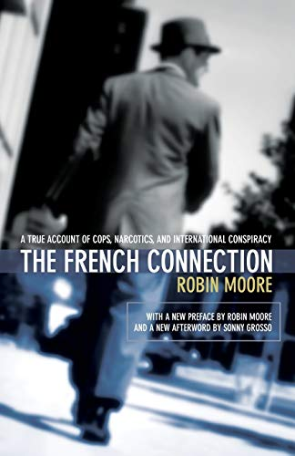 The French Connection written by Robin Moore