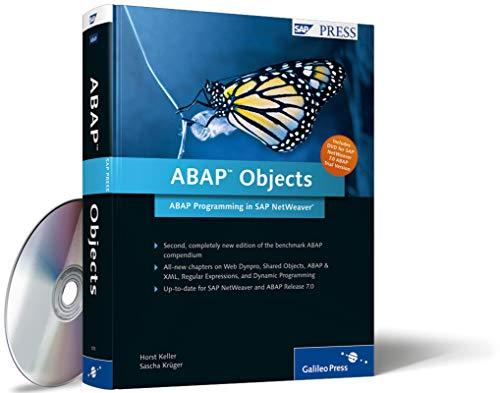 PDF] ABAP Objects: ABAP Programming in SAP NetWeaver (SAP Press