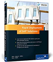 Rapid Deployment of SAP Solutions de Bernd…