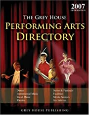 The Grey House Performing Arts Directory,…