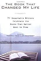 The Book That Changed My Life: 71 Remarkable…
