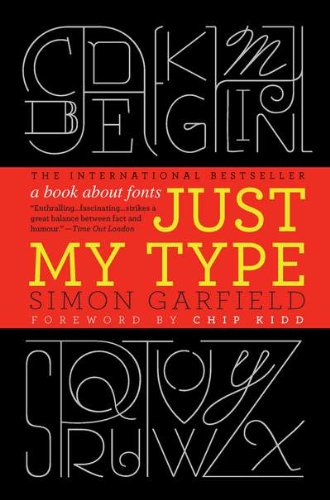 Just My Type, by Garfield, S.