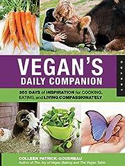 Vegan's Daily Companion: 365 Days of…