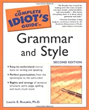 The Complete Idiot's Guide to Grammar…