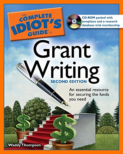 How to Get Government Money to Write a Book