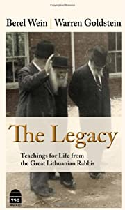 The Legacy: Teaching for Life from the Great…