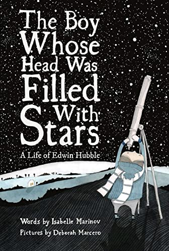 The Boy Whose Head Was Filled With Stars by Isabelle Marinov