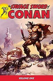 The Savage Sword of Conan, Vol. 1 (v. 1) de…
