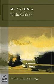 My Antonia (Barnes & Noble Classics) por…
