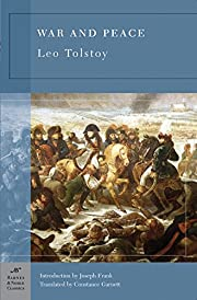 War and Peace (Barnes & Noble Classics) av…
