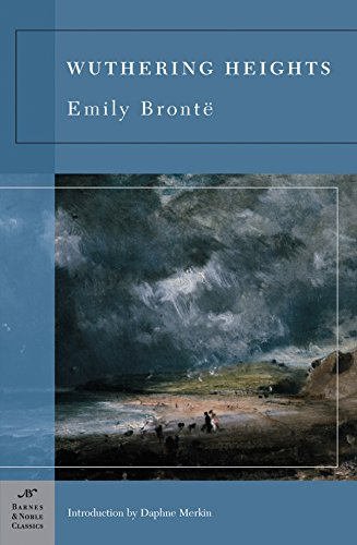 Wuthering Heights written by Emily Bronte