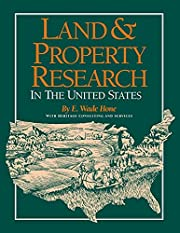 Land & Property Research in the United…