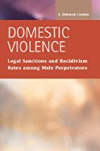 Domestic violence : legal sanctions and…