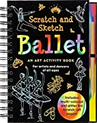 Ballet Scratch and Sketch by Mara Conlon