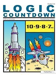 Logic Countdown, Grades 3-4 por Bonnie Risby