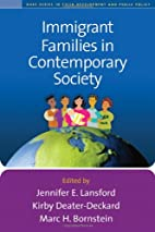 Immigrant Families in Contemporary Society…