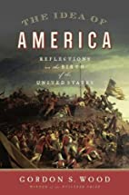 The Idea of America: Reflections on the…