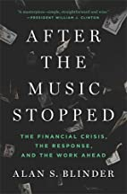 After the Music Stopped: The Financial…