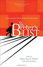 St. Peter's B-list: Contemporary Poems…
