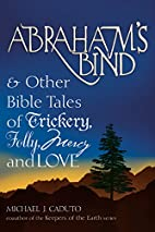 Abraham's Bind & Other Bible Tales of…