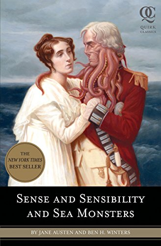 Sense and Sensibility and Sea Monsters, Jane Austen