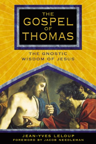 Gospel Of Thomas Pdf