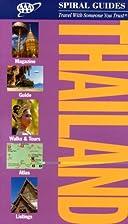 AAA Spiral Thailand, 3rd Edition (Aaa Spiral…